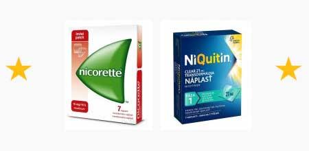 Nikotinové naplaste