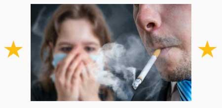 Pasívne fajčenie
