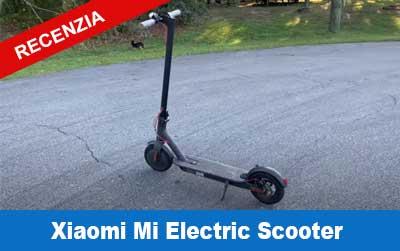 Elektrická kolebežka Xiaomi Mi Electric Scooter